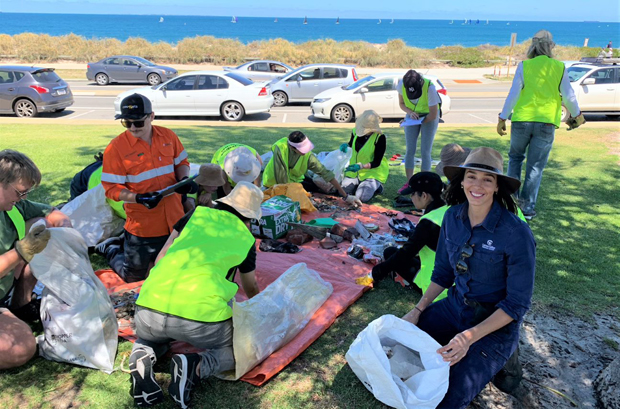 Image 5 for April 11, National Day of Action, Conservation Volunteers Australia will host beach clean-ups