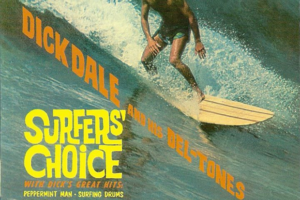 Image 3 for Concert and paddle-out for Dick Dale – surf rocker remembered at Orange County