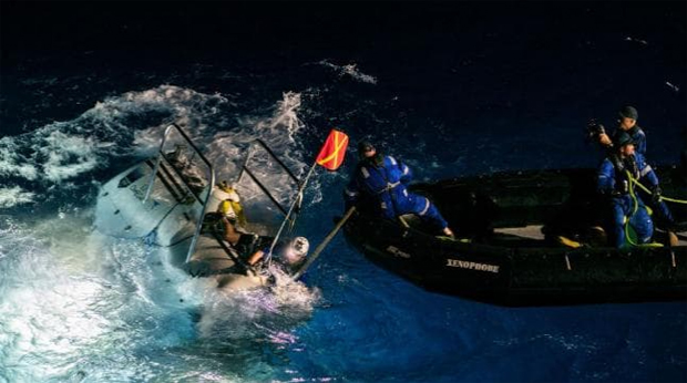 Image 2 for To the bottom of the Mariana Trench - deepest ever ocean dive by a human – and what was there?