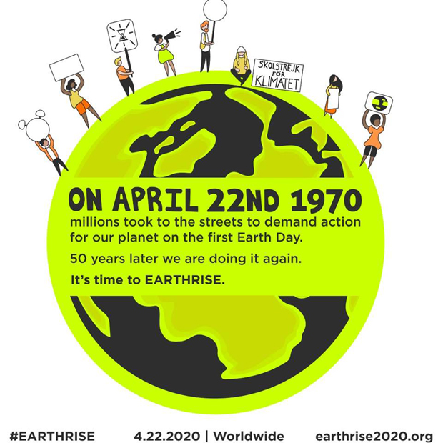 Image 2 for 50th anniversary of Earth Day - The Great Global Cleanup expected to be the largest volunteer event in history, April 2020