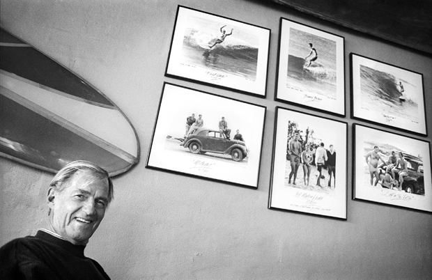 """Image 2 for Remembering Jack Eden, great Australian """"photographic biographer"""" and surfer – gone one year today"""