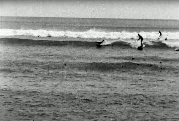 """Image 2 for The oldest footage ever shot of surfing - Thomas Edison's """"Surf Scenes"""" – filmed in 1906"""
