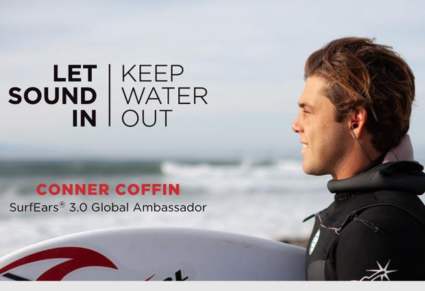 Image 1 for Have you got surfer's ear? Pardon?