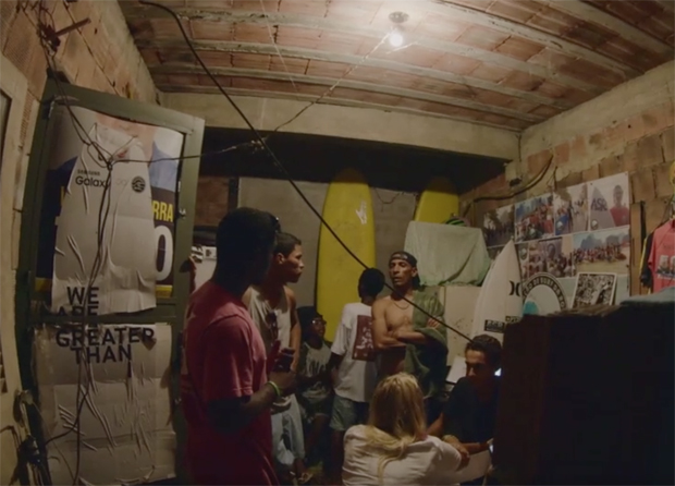 Image 3 for Surfers are helping future generations in Brazil's largest favela