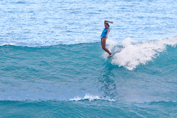 Image 1 for There's a new Women's World Longboard Champion!