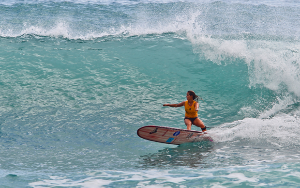 Image 3 for There's a new Women's World Longboard Champion!