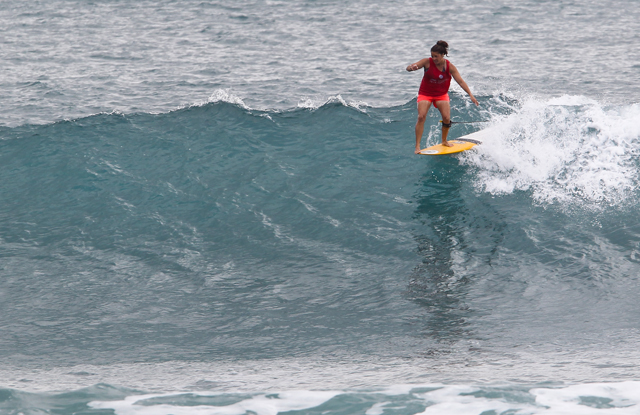Image 4 for There's a new Women's World Longboard Champion!