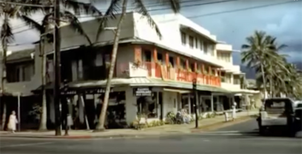 Image 3 for Rare footage of Honolulu back in 1954 – oh to have a time machine