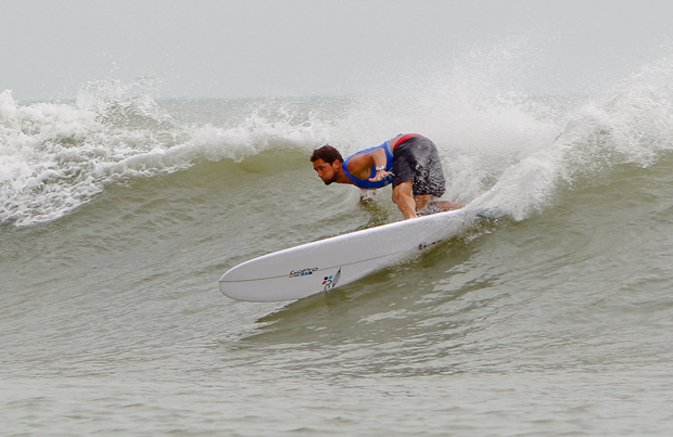 Image 1 for The first James Bros Longboard Classic