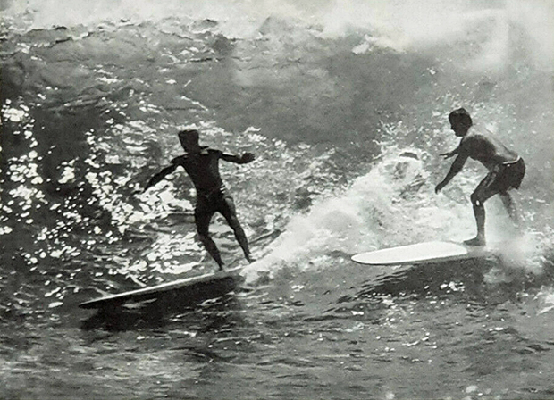"""Image 3 for The great Brian """"Jacko"""" Jackson gone at 85 - Cronulla and Australian surfer, shaper, boardbuilding pioneer and legend"""