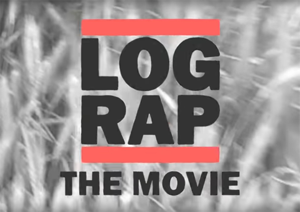 Image 2 for Log Rap The Movie – with a cast of thousands (well a dozen)