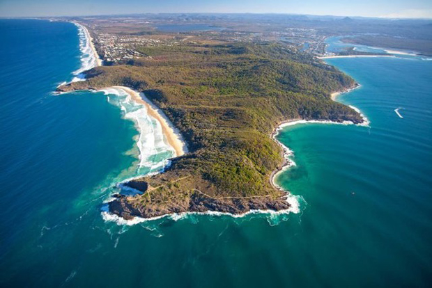 Image 1 for Noosa declared the 10th World Surfing Reserve!