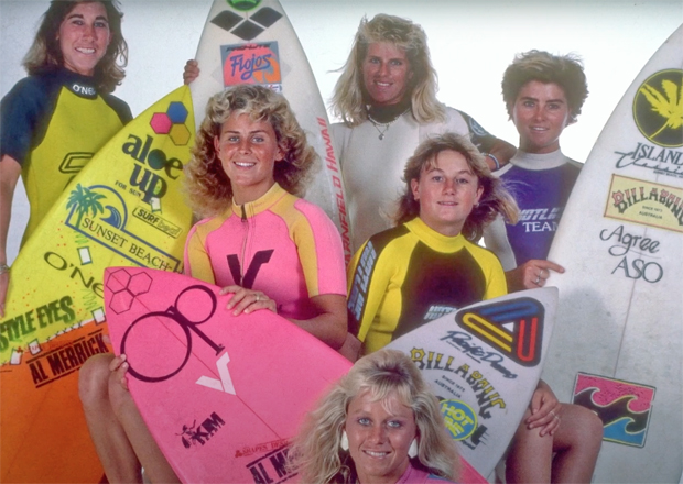 """Image 3 for """"The culture was terrible"""": new film Girls Can't Surf charts how trailblazing women forced change"""