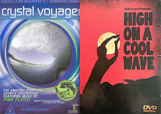 Image 1 for Classic surf DVDs - we've got them!