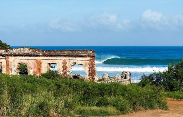 Image 1 for Punta Borinquen, Puerto Rico, announced as 11th World Surfing Reserve