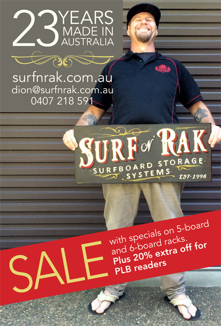 Image 2 for SURF N' RAK deal + giveaway