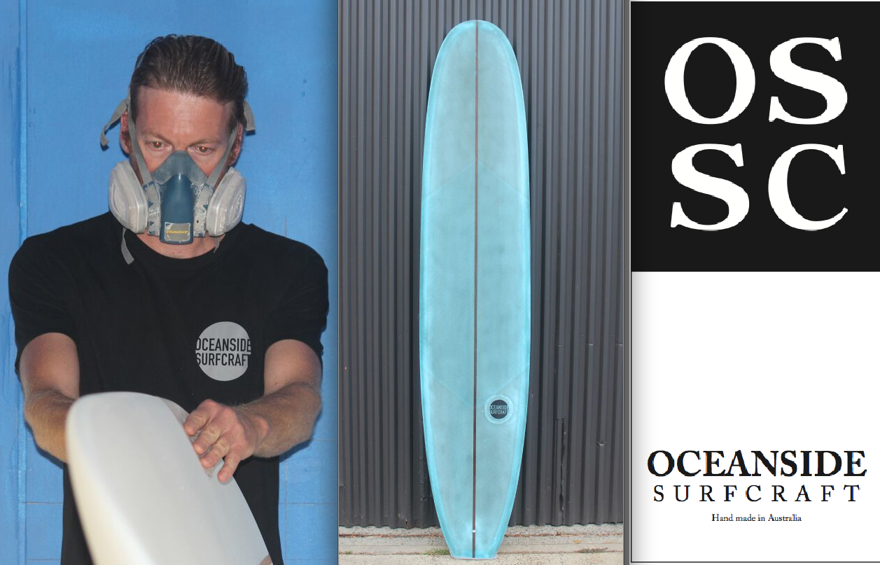 Image 1 for Win an Oceanside Surfcraft Noserider – all you've got to do is subscribe to the mag