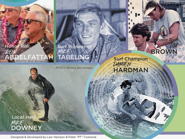 Image 2 for 2021 Surfing Walk of Fame inductees