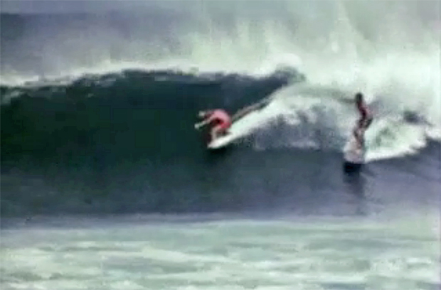 Image 1 for Time Capsule: The cranking Haleiwa section from