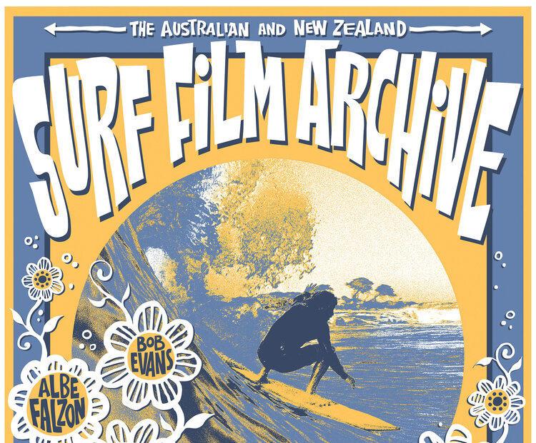 Image 1 for The Australian & NZ Surf Film Archive – one year in, one year to go!