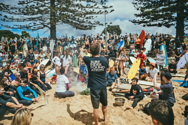 Image 2 for Surfer-author-editor-activist Sean Doherty takes the Chairman's role at Surfrider Australia