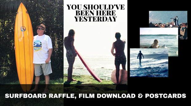 Image 3 for The Australian & NZ Surf Film Archive – one year in, one year to go!