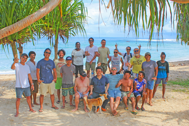 Image 2 for Vanimo Surf Lodge, Papua New Guinea – a win for all