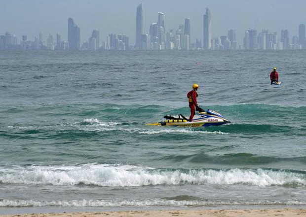 Image 1 for Update: Gold Coast beaches locked down after first fatal shark attack in 62 years