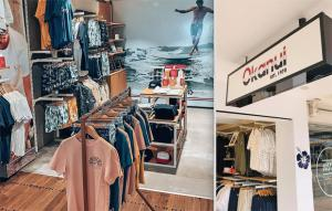 That particularly Australian brand Okanui opens flagship store at Burleigh